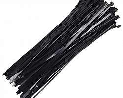 Abraçadeira de nylon para cabos