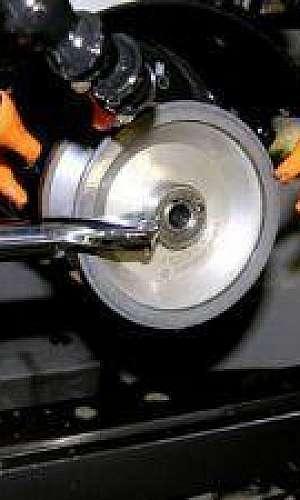 Afiação de brocas de metal duro