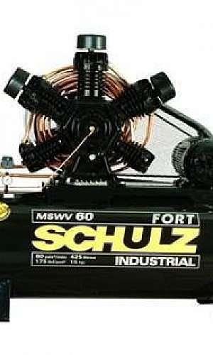 Compressor de ar parafuso 60 pés
