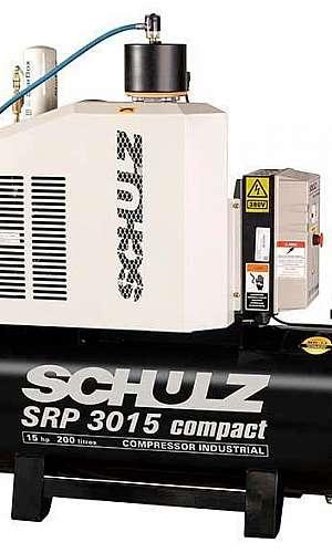 Compressor parafuso Schulz preço
