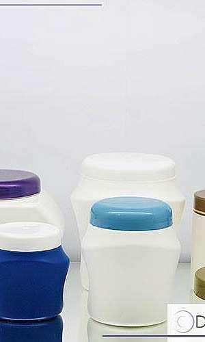 Embalagem pote plastico