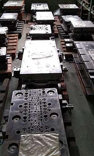 Fabricação de ferramentas de metal duro