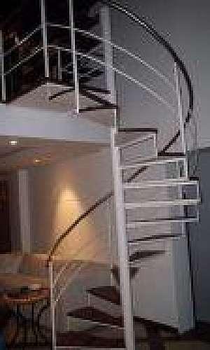 Fabricante de escadas de ferro