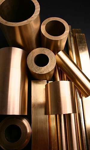 Fabricante de tarugo de bronze
