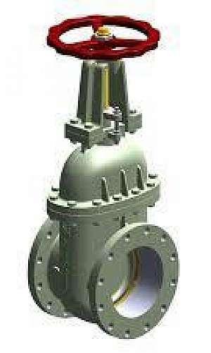 Fabricante de válvula gaveta ferro fundido