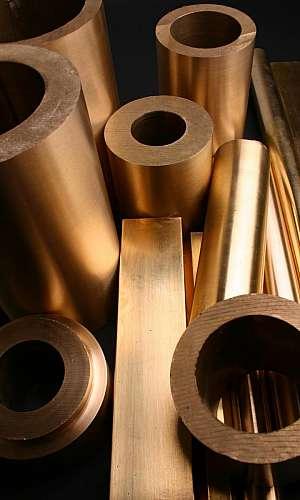 Fabricante tarugo de bronze