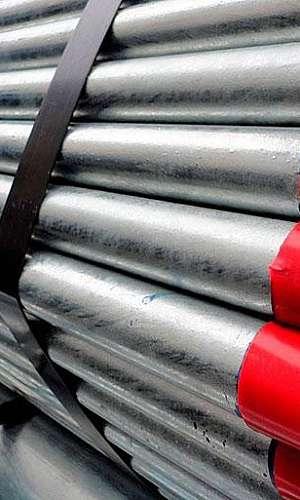 Fabricante tubos de aço