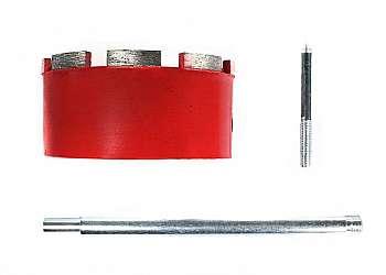 Fabricante de broca de aço