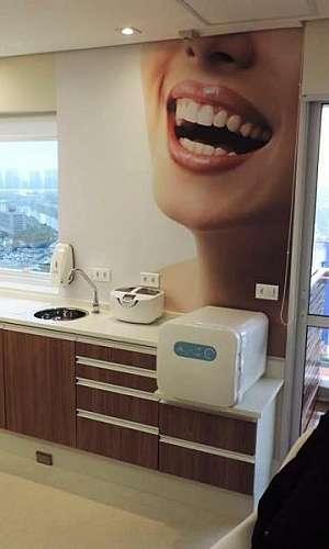 Mobiliário para consultório dentário