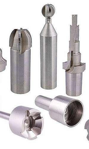 Prestação de serviço de afiação de ferramentas